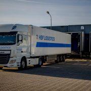 HSF Logistics DAF vrachtwagen