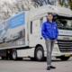 Joris chauffeur HSF Logistics Winterswijk